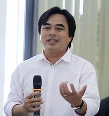 Ông Tô Văn Hùng - Trưởng Ban đô thị HĐND TP Đà Nẵng. Ảnh: Nguyễn Đông.