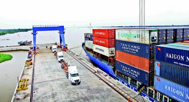 Đề xuất không xây siêu đê biển 28km Vũng Tàu - Gò Công - Ảnh 1.
