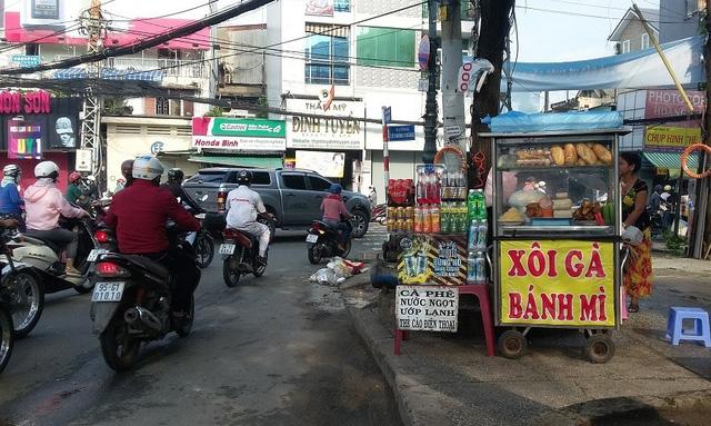 Những điểm bán thức ăn đường phố đạt các tiêu chí sẽ được gắn logo biểu trưng