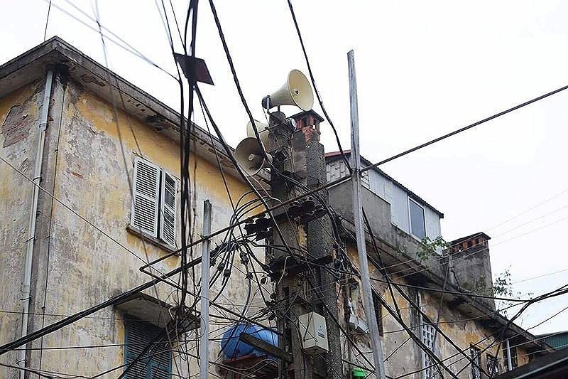 70% dân Hà Nội ủng hộ bỏ loa phường - ảnh 1