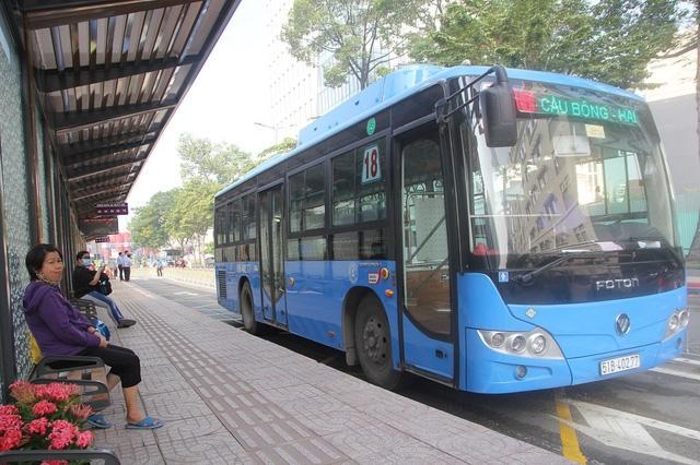 TPHCM mới đưa vào khai thác trạm trung chuyển xe buýt Bến Thành với nhiều tính năng hiện đại, thân thiện môi trường