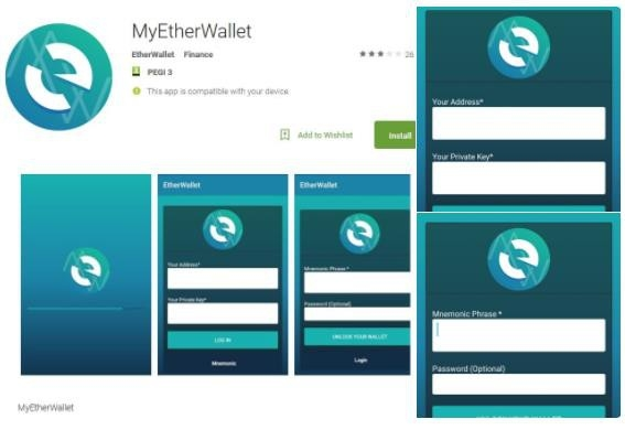 Hacker tạo app giả để trộm tiền điện tử Ethereum - Ảnh 1.
