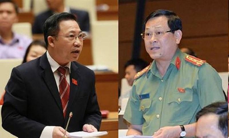 Bộ Công an lên tiếng sau phát biểu của ĐB Lưu Bình Nhưỡng - ảnh 1