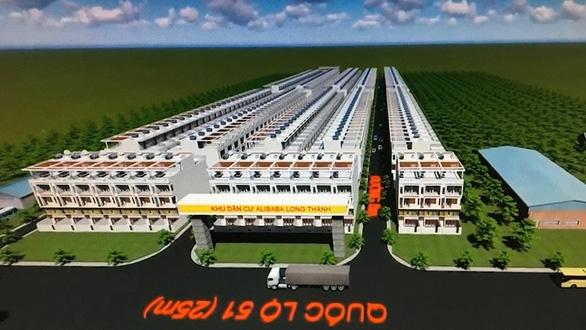 Đến lượt Đồng Nai yêu cầu xử lý Địa ốc Alibaba - Ảnh 1.