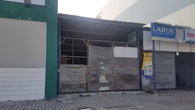 Đà Nẵng: Tháo dỡ quán nhậu xây lén trên đất người khác - ảnh 2