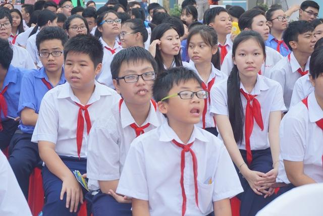 TP.HCM: Giảm học phí THCS từ tháng 1-2019 - Ảnh 1.