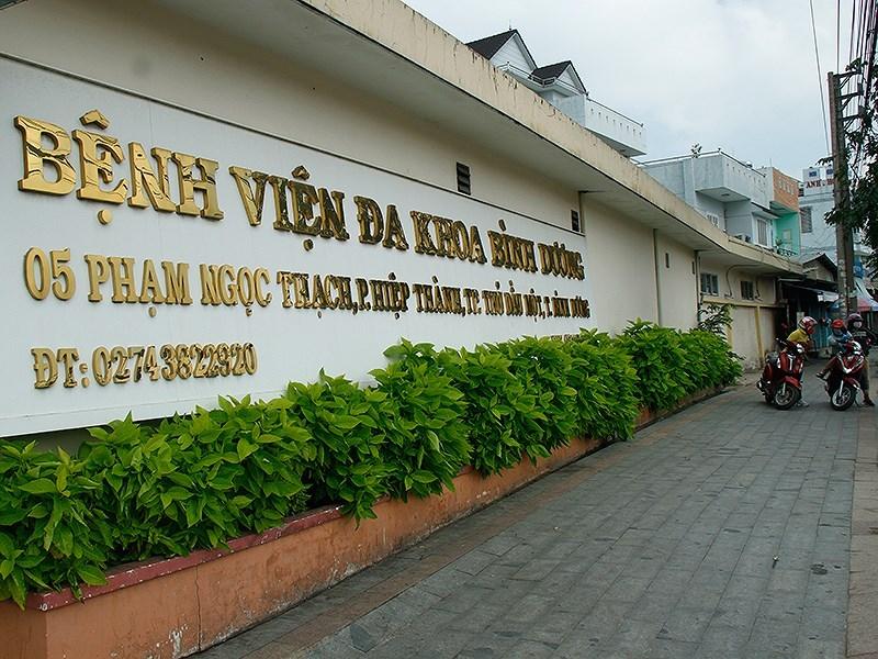 Điều tra việc mua sắm 680 tỉ ở Sở Y tế Bình Dương - ảnh 1