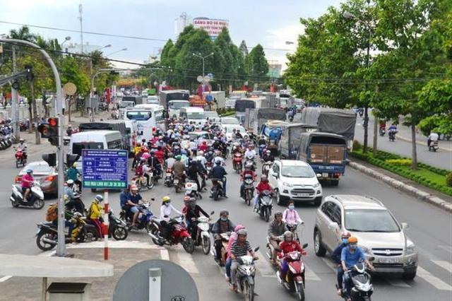 Trục đường trung tâm Biên Hoà sẽ được bắt đầu từ ngã ba Vườn Mít