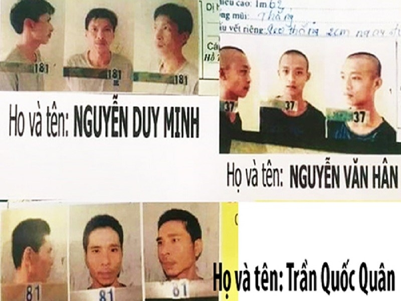 3 người khoét tường trốn khỏi trại tạm giam Kiên Giang - ảnh 1