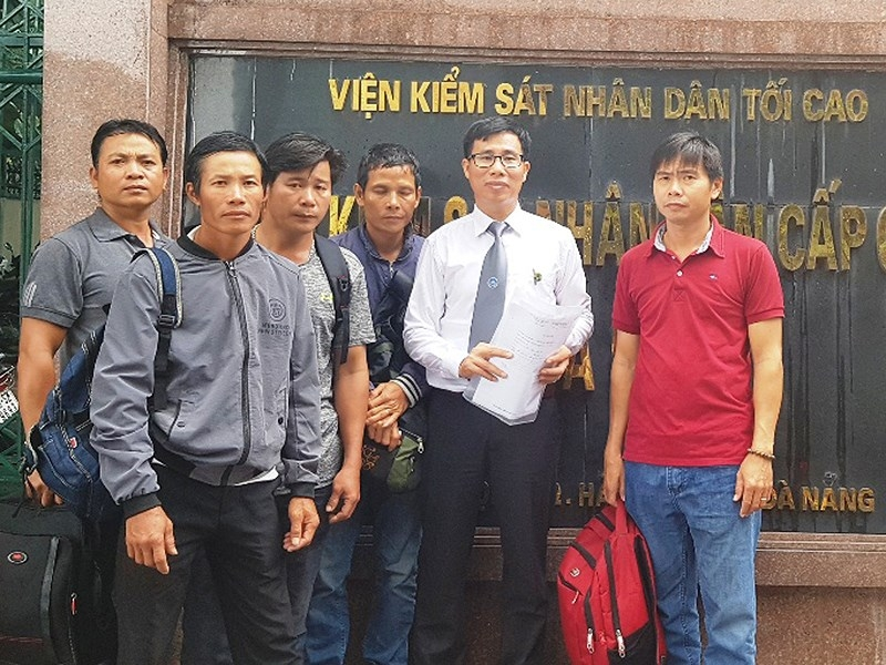 Viện cấp cao gặp luật sư vụ cưa gỗ khô - ảnh 1