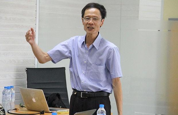 Ông Khúc Trung Kiên, Giám đốc chương trình Fast Track SE, Đại học FPT.