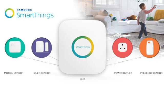 SmartThings mở ra một kỷ nguyên của những trải nghiệm kết nối không giới hạn, trải rộng khắp các thiết bị, phần mềm và dịch vụ trên nền Internet.