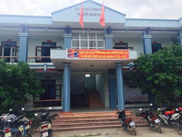 Bắc Giang: Chủ tịch thị trấn bị tố cáo tham ô, lập chứng từ khống rút tiền ngân sách - Ảnh 2.