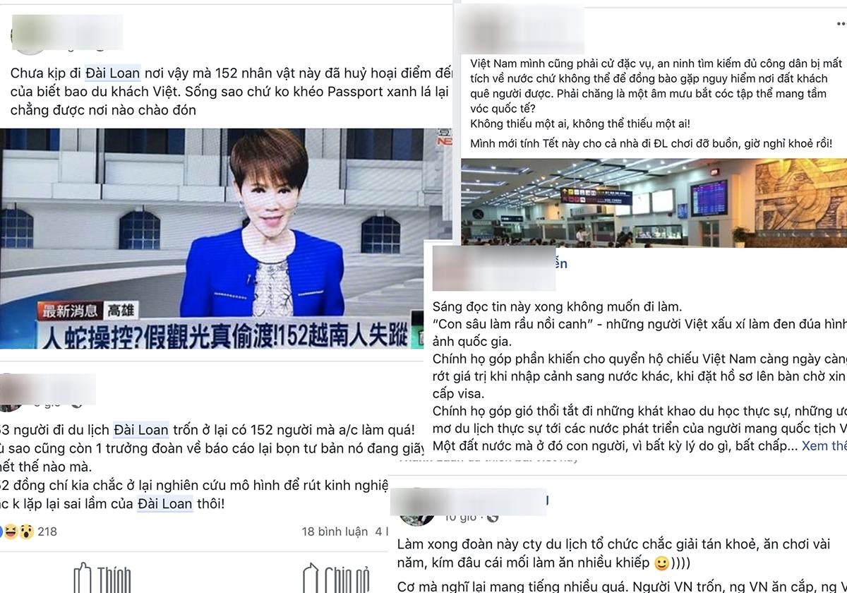 Dân mạng bức xúc trước việc sẽ bị ngừng cấp visa Đài Loan - Ảnh 2.