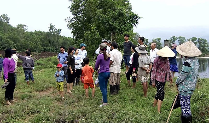 Nhà máy đường Tuy Hòa xả nước thải chưa xử lý ra môi trường - ảnh 1