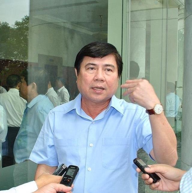 Chủ tịch UBND TP.HCM Nguyễn Thành Phong: Hành vi bắn súng đe dọa phụ nữ của giám đốc công ty vệ sĩ là không thể chấp nhận được... Ảnh: TÁ LÂM