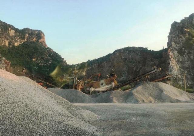 Mặc dù chưa được thuê đất nhưng chủ đầu tư vẫn thực hiện dự án.
