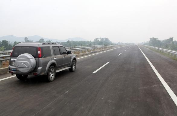 Không nhượng quyền thu phí cao tốc Cầu Giẽ - Ninh Bình cho công ty Yên Khánh - Ảnh 1.
