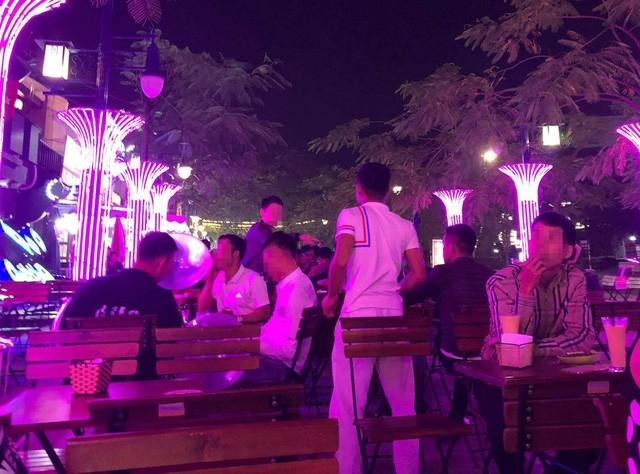 Hít bóng cười đang trở thành thú chơi của nhiều thanh niên ở Quảng Ninh