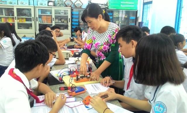 TPHCM: Giáo viên hưởng thu nhập tăng thêm gần 26 triệu đồng - Ảnh 3.
