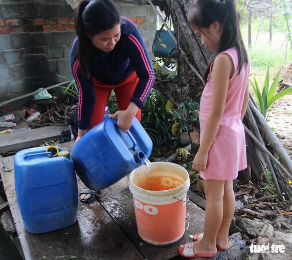 Khởi công công trình nước sạch cho dân vùng hạn Ninh Thuận - Ảnh 4.