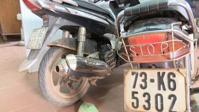 Bắt 2 thanh thiếu niên ngoại tỉnh vượt hơn 100km đi tiêu thụ xe máy trộm cắp - Ảnh 2.
