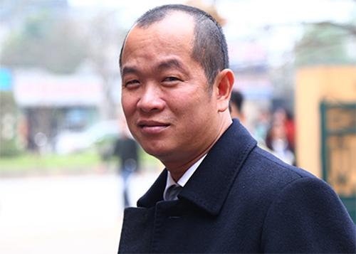 Luật sư Phạm Quang Hưng. Ảnh: Phạm Dự.