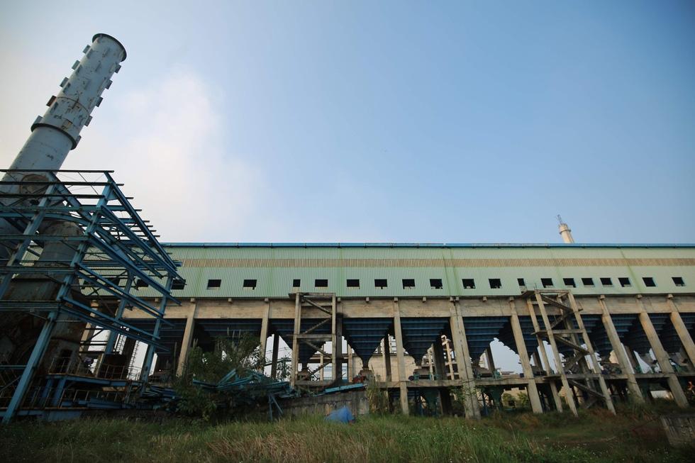 Nhà máy gang thép Thái Nguyên: 8.100 tỉ đồng thành đống sắt gỉ - Ảnh 9.