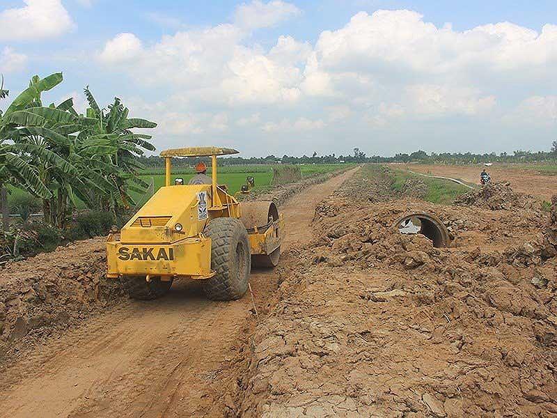 'Giải cứu' dự án cao tốc Trung Lương - Mỹ Thuận - ảnh 1