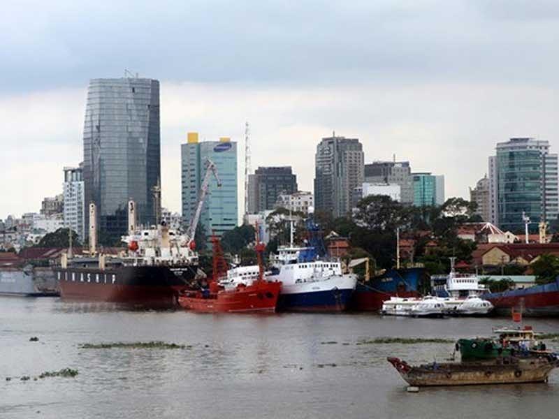 TP.HCM đề xuất chuyển công năng cầu tàu Ba Son - ảnh 1