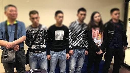 5 người Việt bị bắt ở Sri Lanka vì xài hộ chiếu Hàn Quốc giả   - ảnh 1