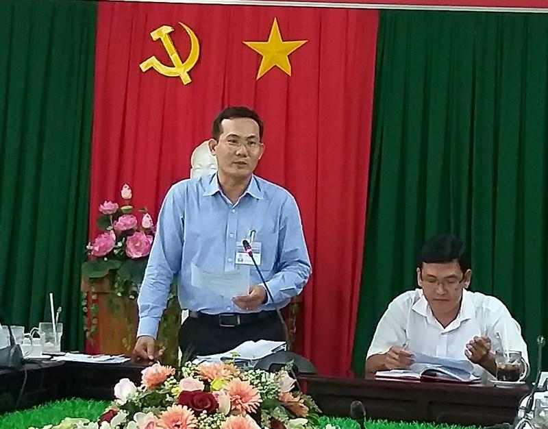 Công ty Đẳng Cấp ĐBSCL bán chui vé du lịch Cồn Sơn - ảnh 4