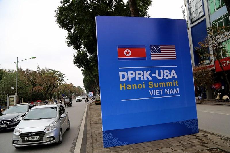 Hà Nội 48 tiếng trước thềm Hội nghị thượng đỉnh Mỹ - Triều  - ảnh 21