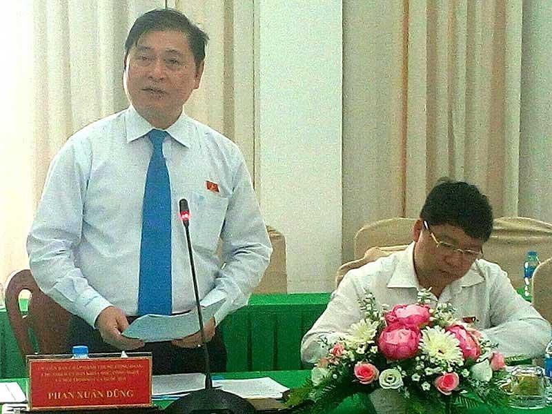 Đoàn giám sát Quốc hội làm việc với TP Cần Thơ về đất đai - ảnh 1