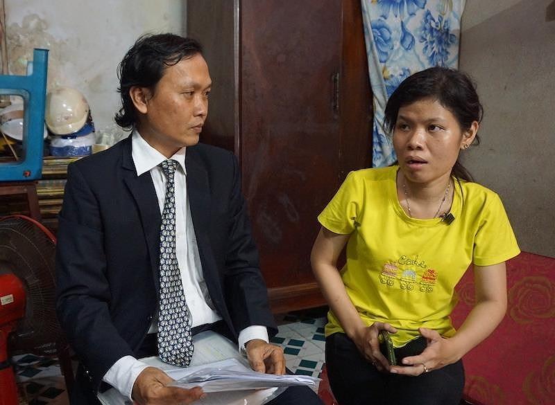 VKS Bình Chánh đồng ý bồi thường 200 triệu cho nữ công nhân - ảnh 1