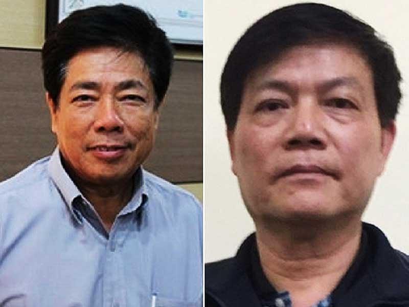 Các cựu lãnh đạo Vinashin chia chác trên trăm tỉ - ảnh 1