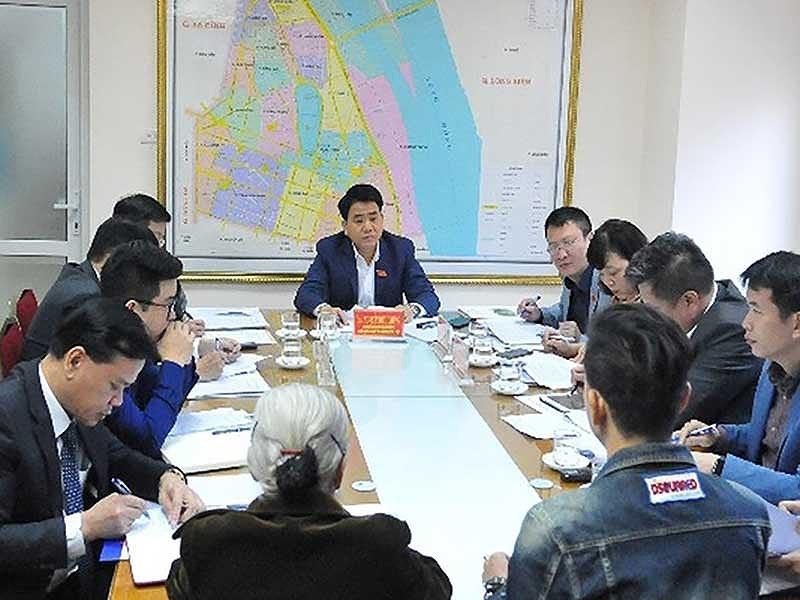 Hà Nội: Không được livestream buổi tiếp công dân - ảnh 1