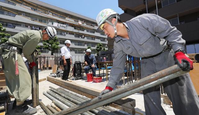 Nhật chỉ muốn tuyển lao động nước ngoài khoẻ mạnh - Ảnh 1.