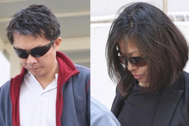 Phạt tù cặp vợ chồng Singapore bắt người giúp việc ăn đồ nôn ói - Ảnh 1.