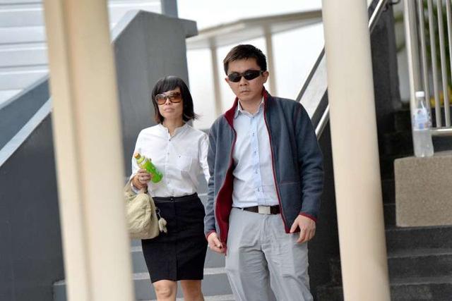 Phạt tù cặp vợ chồng Singapore bắt người giúp việc ăn đồ nôn ói - Ảnh 3.
