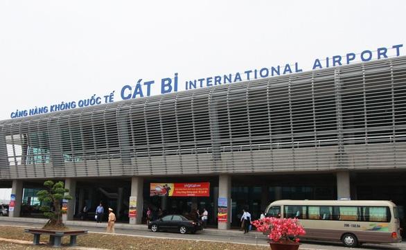 Hải Phòng có nhiều sai sót khi mở rộng sân bay Cát Bi - Ảnh 1.