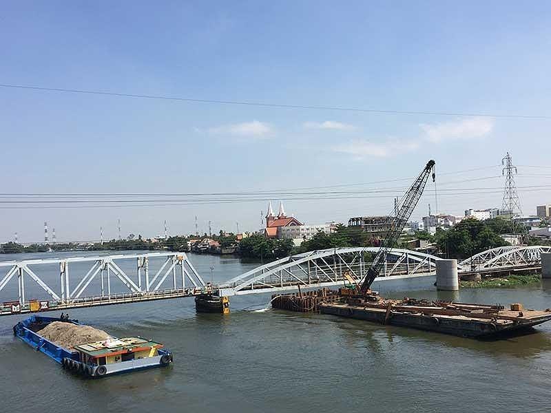 Cần bảo tồn một phần cầu đường sắt Bình Lợi - ảnh 1