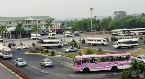 Trung tâm giáo dục nghề nghiệp lái xe Nam Triệu, Hải Phòng được xác định có 11 học viên đến từ tỉnh Gia Lai theo học lái xe. Ảnh: Nam Triệu