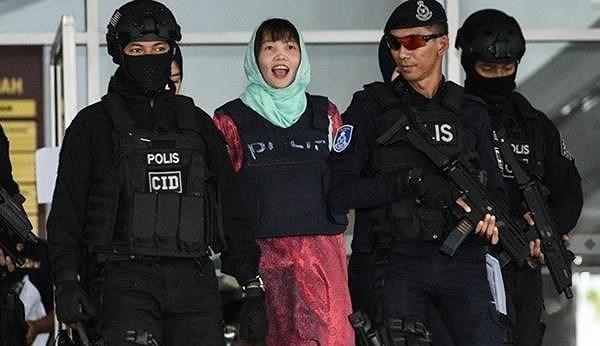 Bố của Đoàn Thị Hương cảm ơn khi con gái thoát tội giết người - ảnh 1