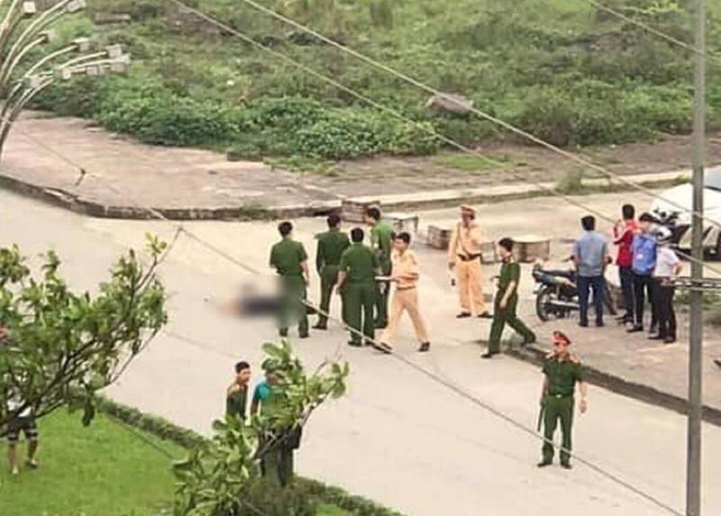 CSGT tường trình vụ nam thanh niên giết cô gái giữa đường - ảnh 1