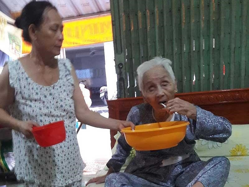 Vụ cụ bà 107 tuổi: Lý giải bất nhất của chủ tọa phúc thẩm - ảnh 1