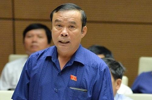 Đại biểu Đà Nẵng Nguyễn Bá Sơn. Ảnh: Trung tâm báo chí QH