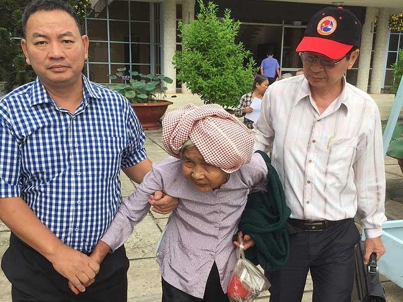 8 công dân Tây Ninh gánh nỗi oan 40 năm - ảnh 2