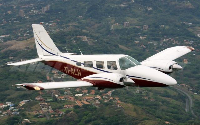Một máy bay Piper Seneca (Ảnh minh họa: Aviation)