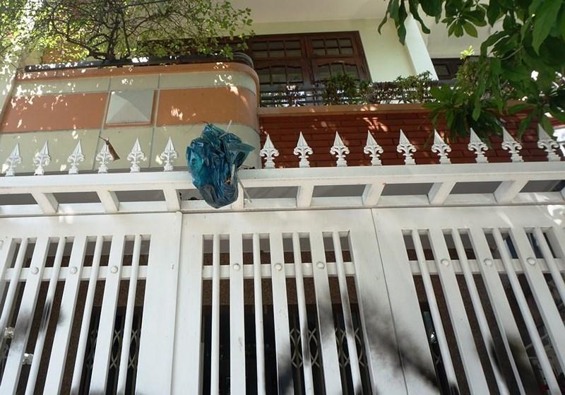 Vợ ông Nguyễn Hữu Linh tố cáo bị xúc phạm, nhà bị xịt sơn - ảnh 1